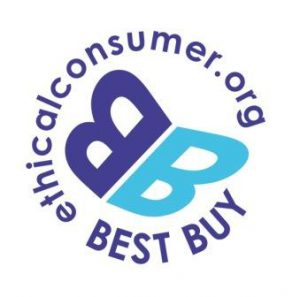 Ecology Building Society was rated as an ethical Best Buy for our mortgages and savings accounts by Ethical Consumer magazine in its product guide rankings (in issue Jul / Aug 2016).