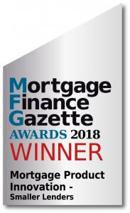 Ecology wins Mortgage Finance Gazette award