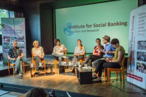 Speakers at the Institute for Social Banking's Summer School 2016