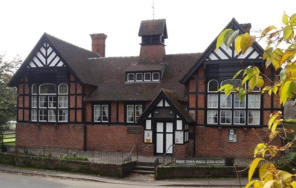 Church Eaton Village Institute