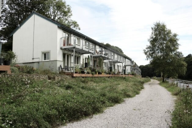 Lancaster cohousing development