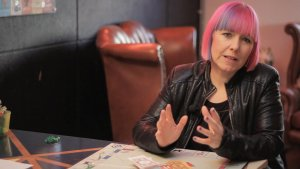 Peg Alexander, Presenter and Co-Producer of Britain's Housing Crisis - A People Powered Solution? documentary film