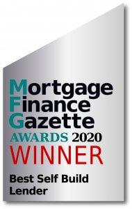 Mortgage Finance Gazette Award Winner 2020